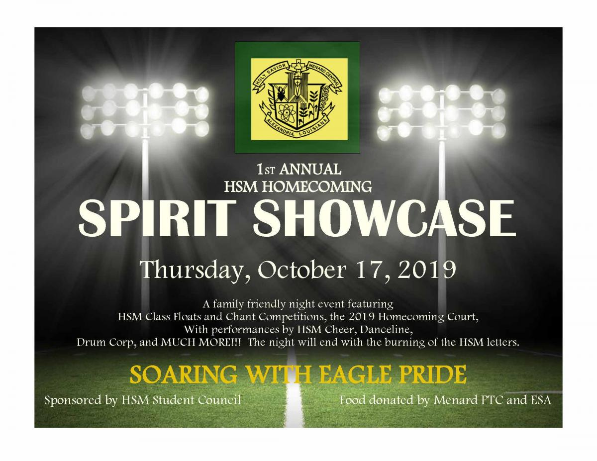 1st Annual Spirit Showcase