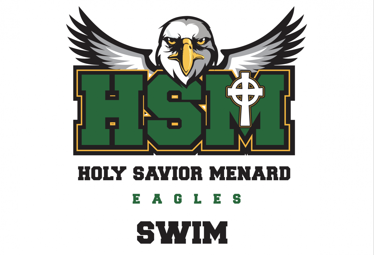 HSM Swim Team Logo
